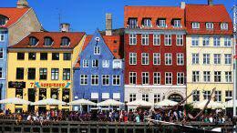 I cittadini di Copenaghen sono tra i più felici d'Europa