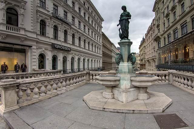Vienna-tour-Austria