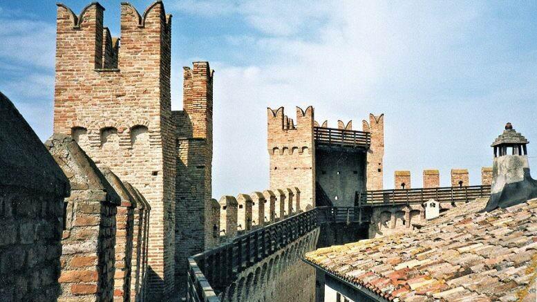 Il Castello Di Gradara E La Tragedia Di Paolo E Francesca