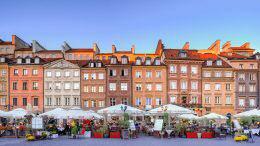 Cosa vedere a Varsavia, itinerari di viaggio