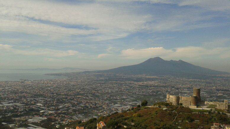Vesuvio, tour delle pendici