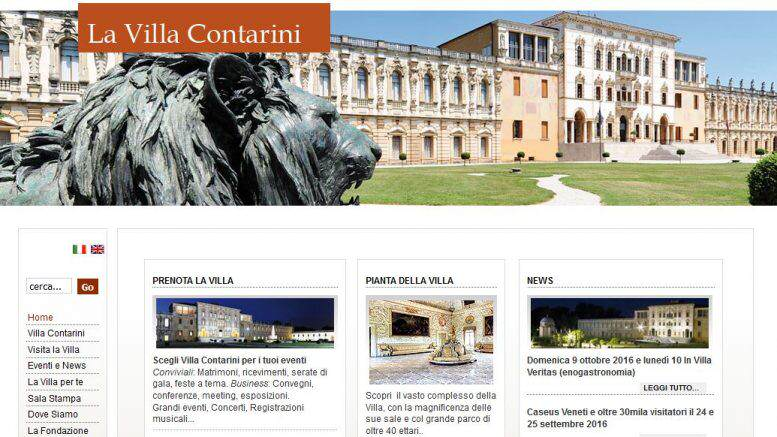 Villa Contarini, Piazzola sul Brenta