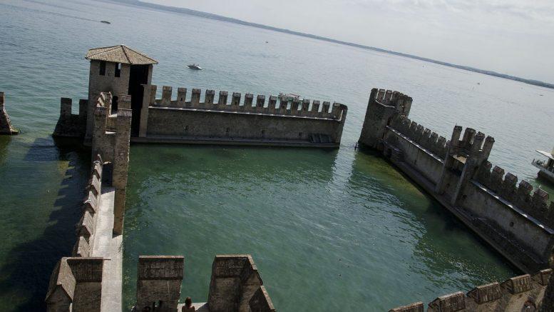 Il Castello di Sirmione, lago di Garda
